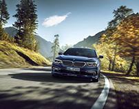 BMW ALPINA D5 S [Japan vers]