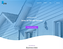 Real Estate Company Website Design