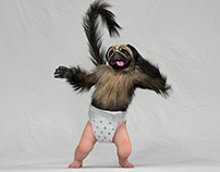 Puppymonkeybaby