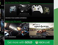 Xbox Marketplace EDM