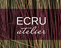 ECRU atelier, catalog