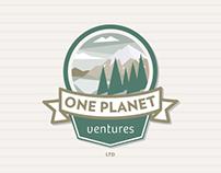 One Planet Ventures Logo Study