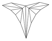 Crystalline Faraday Centre