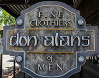 Don Alan's Menswear