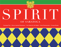 The Spirit of Saratoga  |  Magazine Design