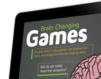 Brain Changing Games: Print to Digital Redesign