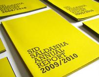 Sid Saldanha | Personal Annual Report 09/10