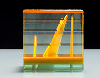 cube series / Shark Sharp