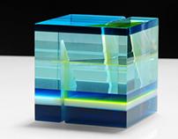 cube series / Yellow Submarine