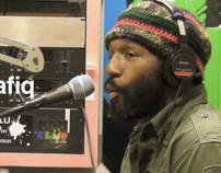Shafiq Rehearsal & KXLU Interview