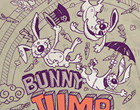 BUNNY JUMP by Marcelo Rufato