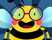 Spelling Bee Word Game IOS App