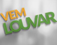Material Gráfico - 29º Vem Louvar