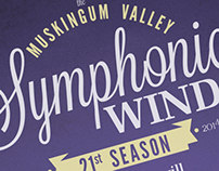 Symphonic Winds Poster