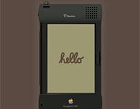 Apple - Newton