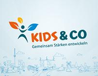 Kids & Co Print and Web