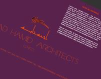 Ahmed Hamid Arch website