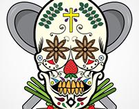 Morada Skull