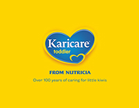 Karicare toddler TVC