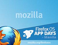 Firefox OS App Days - Manila ID Design