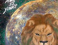 Captain Planet Lion