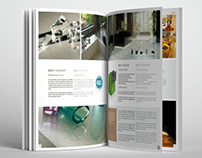 Cosentino Contract Brochure