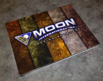 Moon Retail Decor Hardcover Book