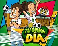MILO - TU GRAN DIA / GAME