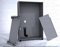 Sheet Metal and Plastic Injection Molded Components.