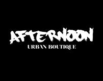 Afternoon.ro // logo design