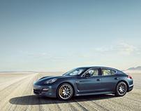 Porsche Panamera Launch