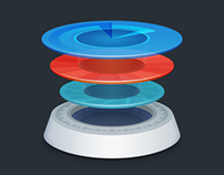 Chronos App Icon Design