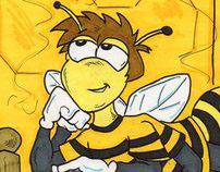 The 'Wanna Bee' Book Series
