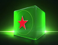 "HEINEKEN ""THE BOX"""