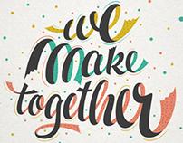 Etsy - We make together