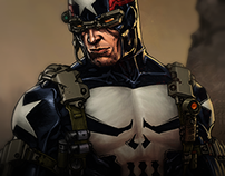 Ultimate Avengers: Punisher