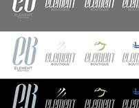 Element B - Conceptual Logos