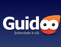 Guidoo - Logo design and UI