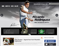 Ricardo Rodriguez Website