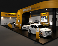 Renault booth