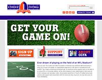 CCFA Touch Football Program