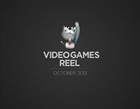Videogames Reel