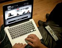 Converse Creative Shop Web Design - E-Commerce Design