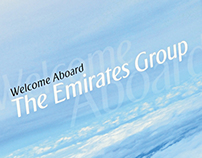 Emirates Welcome Aboard
