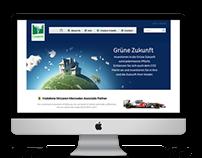 Carbon Connect website