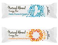 Energy Bar Galilees Branding