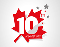 CIC 10th logo
