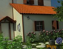 Casa desenho