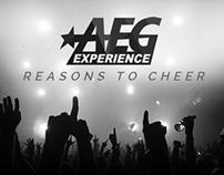 AEG Experience - VIP & Hospitality