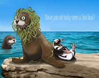 Sea Lion !